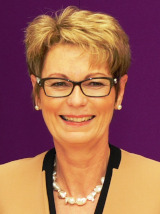 Portrait Dr. Anita Gratzl-Baumberger