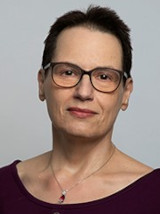 Portrait Hofrätin Mag. Elisabeth Dohnal, MSc