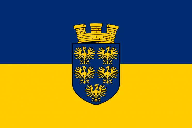 Flagge Niederösterreich