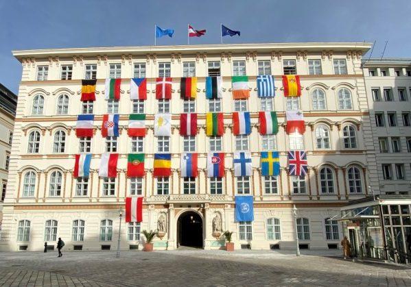 Gebäude des Außenministeriums